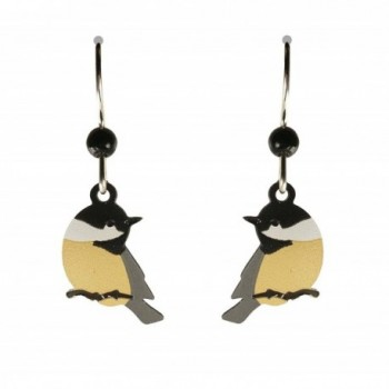 Sienna Sky Chickadee on a Twig Bird Earrings 1200 - CB11EVAEZ93