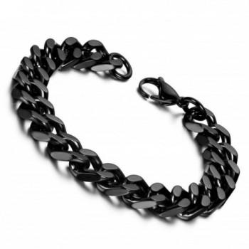 Flongo Tribal Stainless Bracelet Trendy - C911VUETPY9