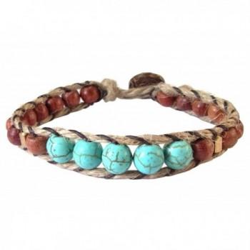 Fashion Handmade Bracelet Turquoise Wristband