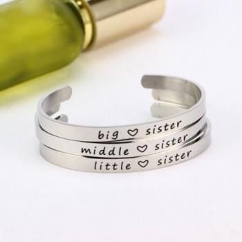 JJTZX Bracelet Sisters Bracelets Sisiters in Women's Bangle Bracelets