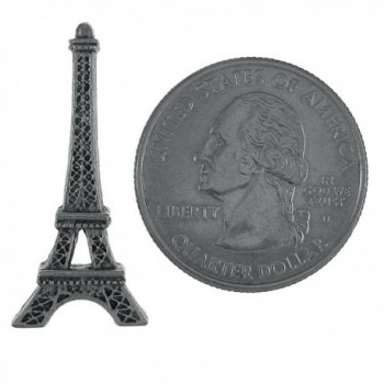 Eiffel Tower Lapel Pin Count