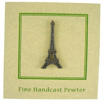 Eiffel Tower Lapel Pin Count in Women's Brooches & Pins