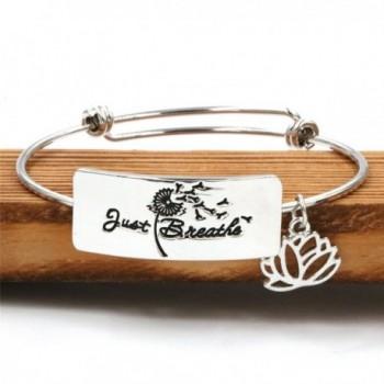 Expandable Bracelet Breathe Jewelry Jewellery in Women's Bangle Bracelets