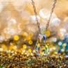 Magic Stone Waterdrop Swarovski Crystal in Women's Pendants
