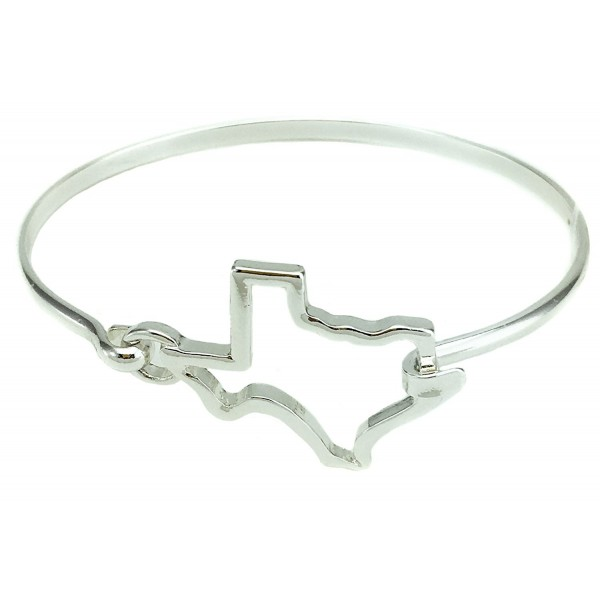 State Shape Bangle Bracelet - C612FUNP9TP