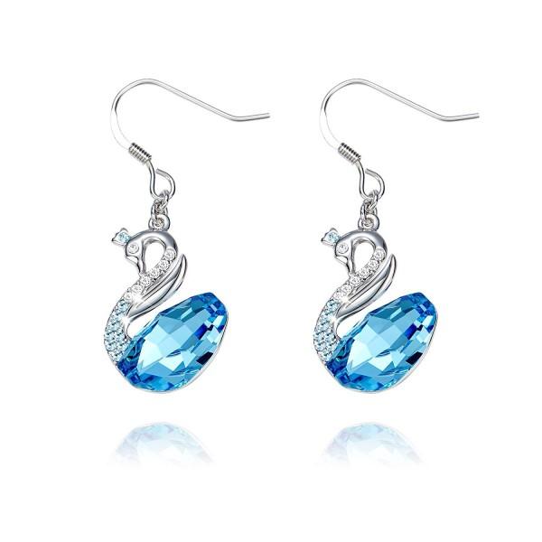 Earrigns CDE Swarovski Crystals Girlfriend - CD17Z4YEGDA