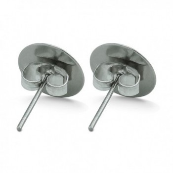 Diving Novelty Silver Plated Earrings in Women's Stud Earrings