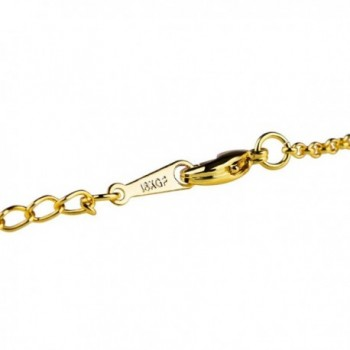18k Gold Plated 2mm Link Chain Necklace - High Quality - All Sizes - CD12BBVM3PD