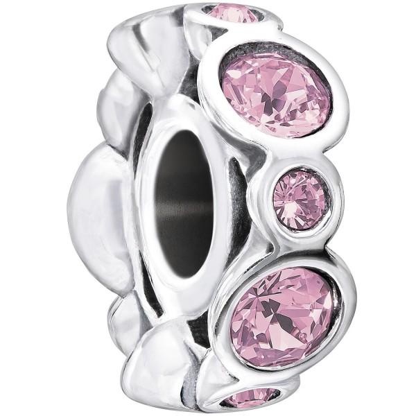 "Authentic Chamilia Charm ""Birthstone Jewels - October"" w/ Swarovski Elements 2025-1038 - CY11IRRAICT"