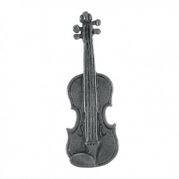 Violin Lapel Pin - C0111CLUDY1