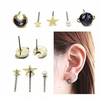 CutieJewelry Jupiter Astrology Different Earrings