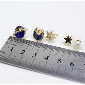 CutieJewelry Jupiter Astrology Different Earrings in Women's Stud Earrings