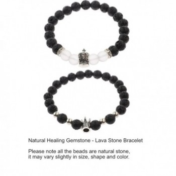 Healing Natural Turquoise Stretch Bracelet