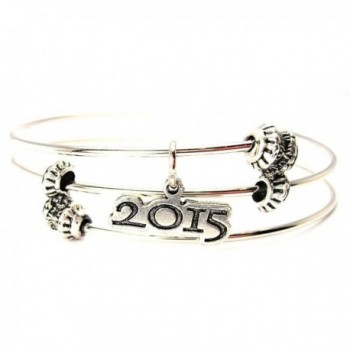 2015 Expandable Triple Wire Adjustable Bracelet - C011ET0J95B