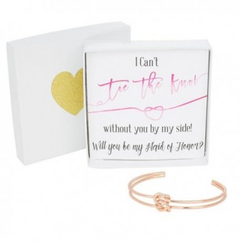 Bridesmaid Gifts Bracelet Double Wedding - C518693SXOU