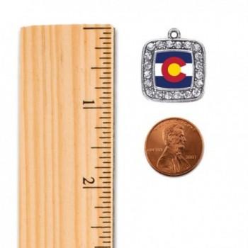 Colorado Classic Silver Crystal Bracelet in Women's Link Bracelets