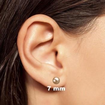 Freshwater Cultured Earrings Earring Settings