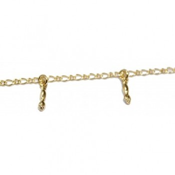 Charm Anklet Plated Jewelry Chain in Women's Anklets