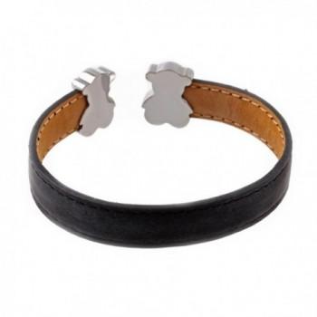 URs Leather Bracelet Women Adjustable