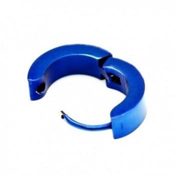 U2U Stainless Steel Rings Earring in Women's Hoop Earrings