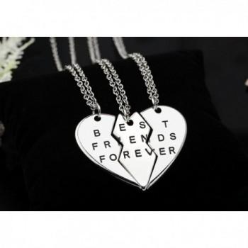 ISHOW Broken Friends Forever Necklace in Women's Pendants