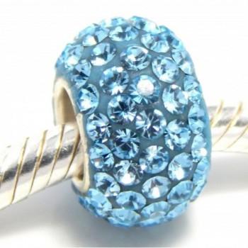 Pro Jewelry Sterling Birthstone Aquamarine
