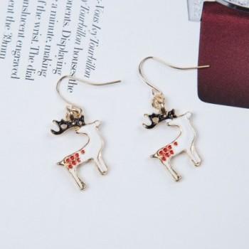 Miraculous Garden Christmas Earrings Thanksgiving in Women's Drop & Dangle Earrings