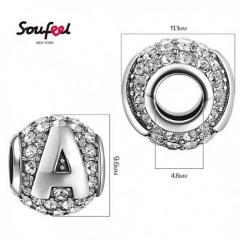 SOUFEEL Swarovski Sterling Bracelets Necklaces