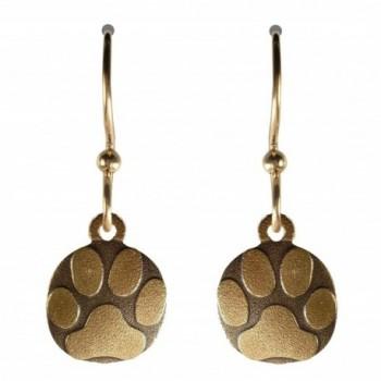 Joseph Brinton Dog Paw Cat Paw Earrings 4341-B - CM11EV54BD9