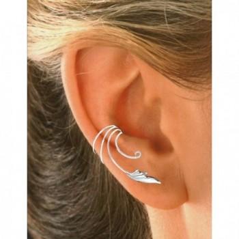 Delicate Ear Non pierced Cartilage Sterling in Women's Cuffs & Wraps Earrings
