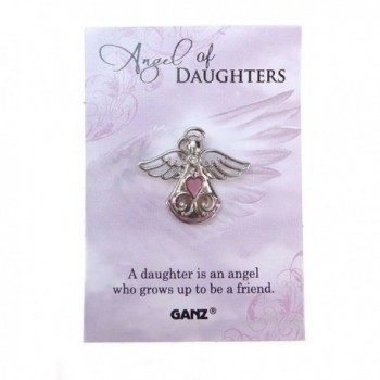 Angel Pin/Pendant - Angel of Daughters - CY12N0F6Z2N