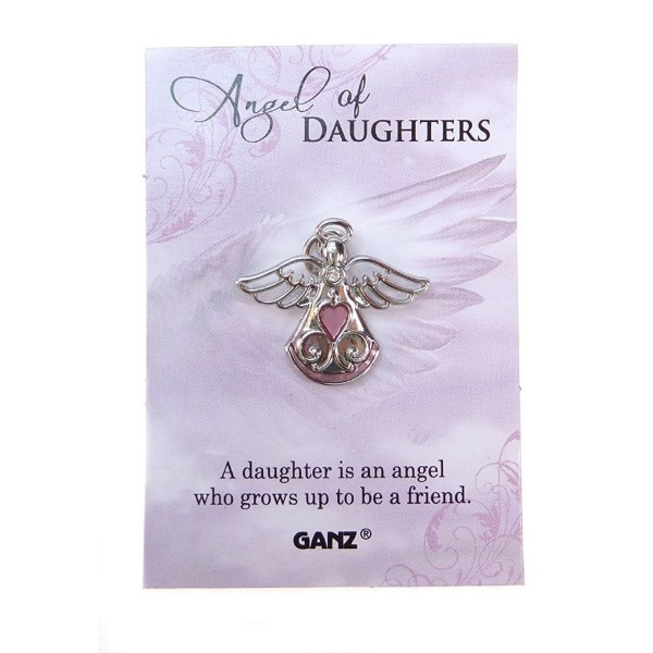 Angel Pin/Pendant - Angel of Daughters - CY12N0F6Z2N