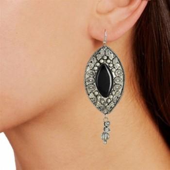 Antique Jewellery Costume Earrings Handmade