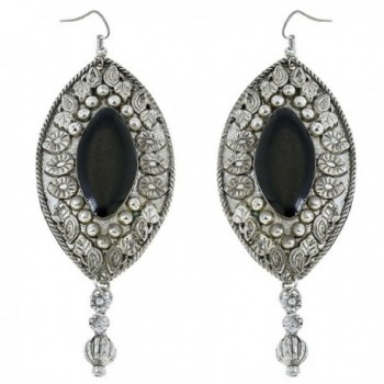Antique Jewellery Costume Earrings Handmade in Women's Drop & Dangle Earrings