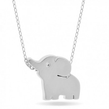 Necklace Elephant Jewelry Minimalist Extension - CG12C9V0M7F