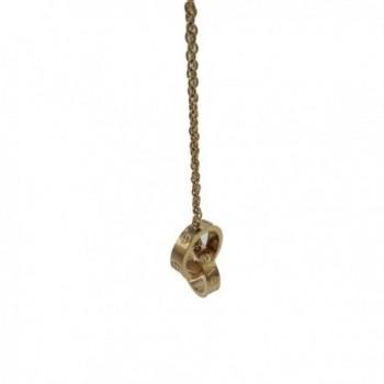 Baoli 1 4cm Double Necklace Jewelry in Women's Pendants
