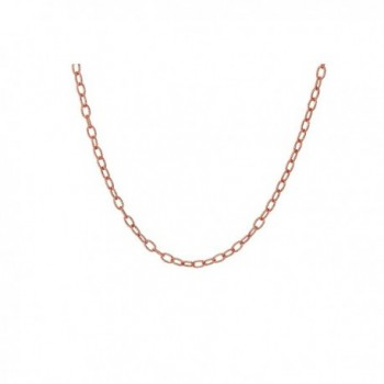 Sterling Silver Textured Oval Link Chain - CT125JERCRR
