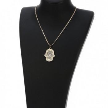 Necklace Pendant Crystal Dazzling Rhinestone