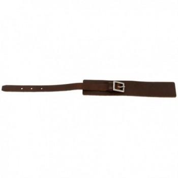 Napoli Leather Distressed Adjustable Bracelet