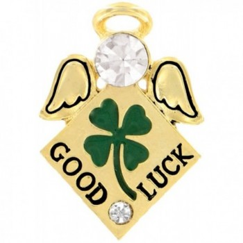 Wings and Wishes Angel Tac Pin- Good Luck Angel - CQ11Q4XW57Z