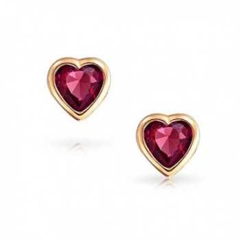 Bling Jewelry Simulated Safety Screwback in Women's Stud Earrings