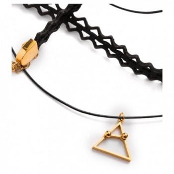 Constellations Gold Plated Adjustable Venatici Necklace - CB184TNLD7Q