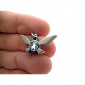 Zelda Navi Necklace Original Handmade in Women's Pendants