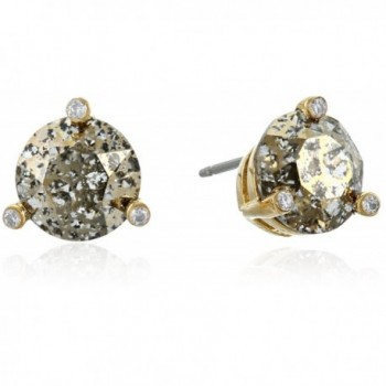 kate spade new york Small Studs Gold Patina Stud Earrings - CZ12J2C5N7D