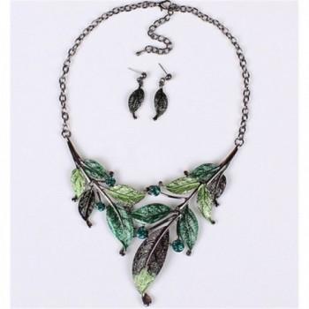 Winson Pendant Necklace Earrings Jewelry