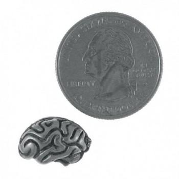 Brain Lapel Pin 10 Count