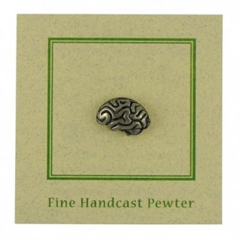Brain Lapel Pin 10 Count in Women's Brooches & Pins