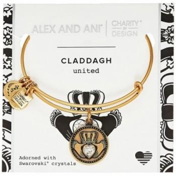 Alex Ani Claddagh Rafaelian Bracelet