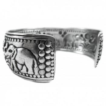 elephant bracelet jewelry strength adjustable in Women's Cuff Bracelets