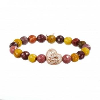 Tranquility Soul Journey Jewelry Heart-Full Bracelet - CE122XF0SWV